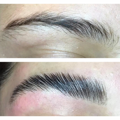 Brow lamination online course